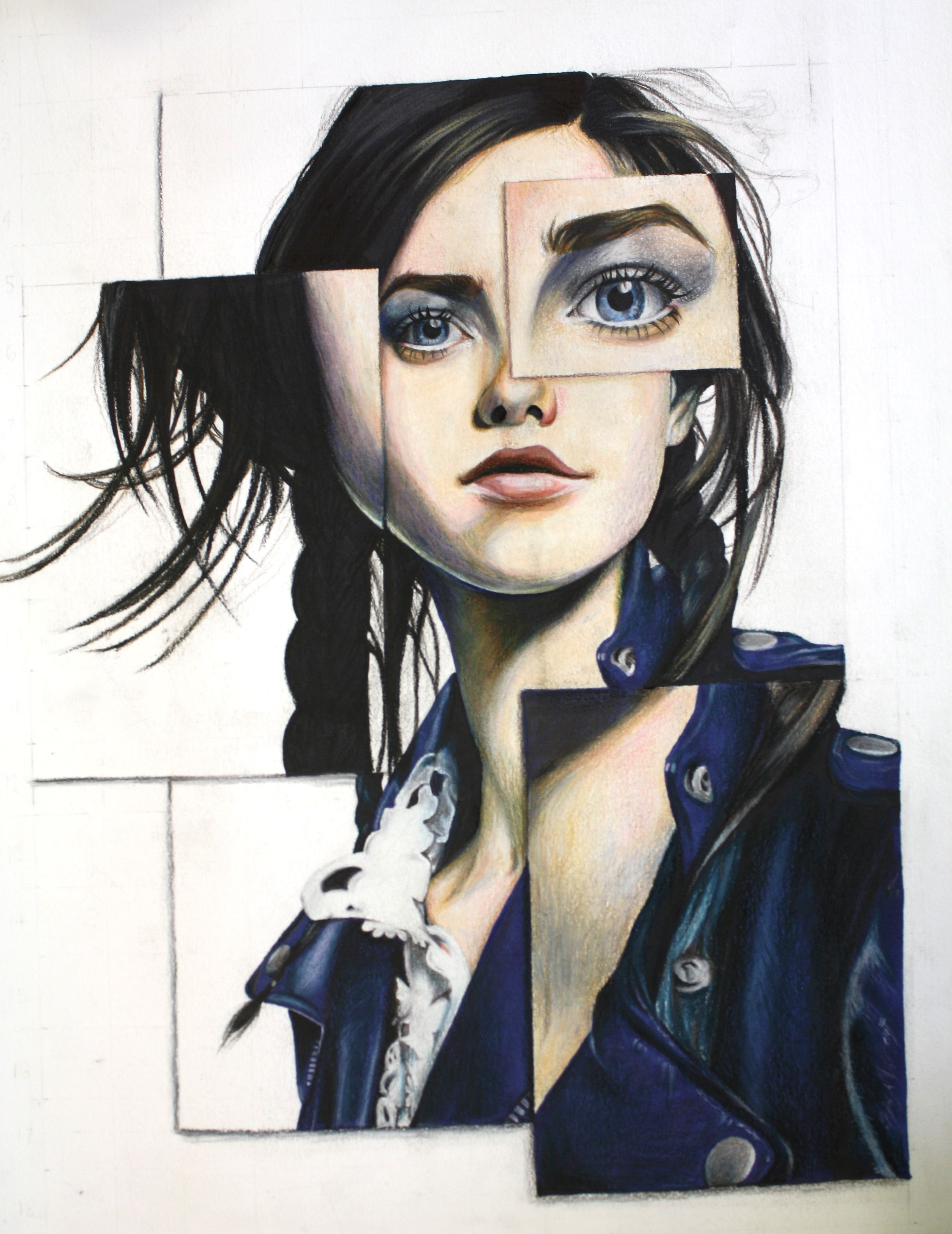 Pin By Annie Umesi On Portrait Painting