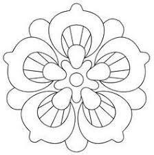 Image result for vitrales sencillos para colorear de