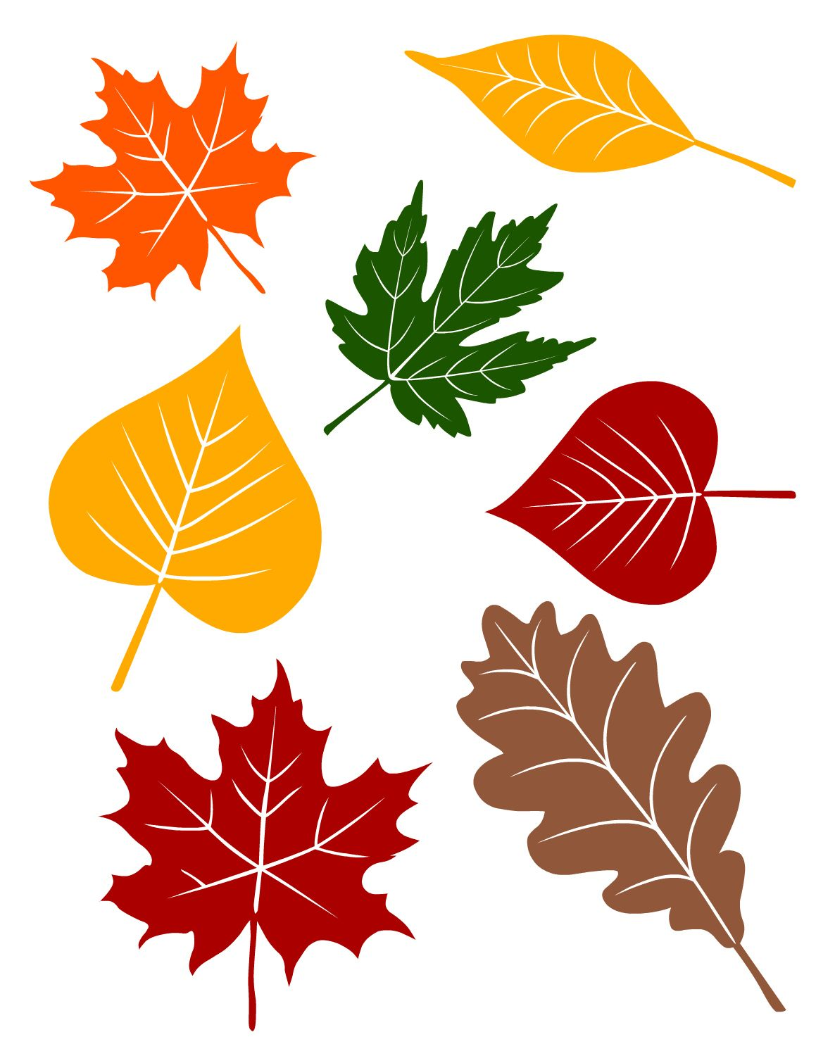 5 Fall Circle Time Lessons with FREE Printables – No Time For Flash Cards – ev