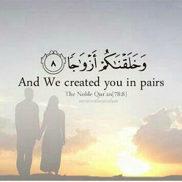 Quranic verses on dating