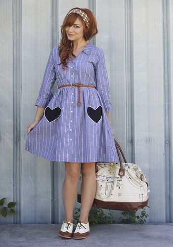 Creative Crafting  - Modern Heart Dress