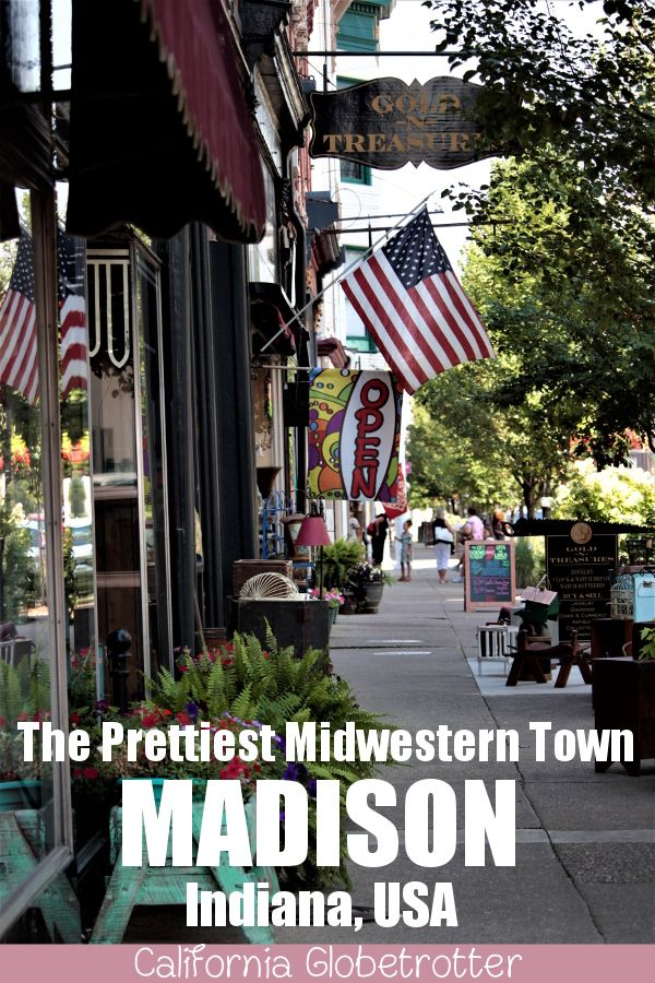 Madison, Indiana – The Midwest's Most Beautiful Rivertown! #travelnorthamerica