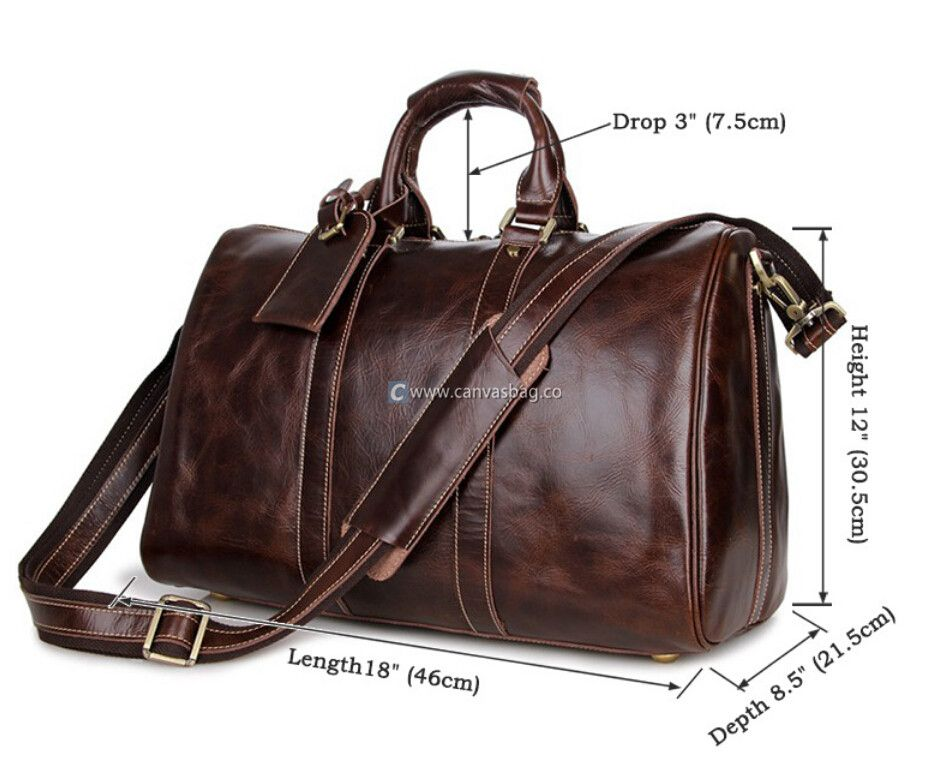 Leather Hand Luggage Hand Carry Luggage Mens Luggage | Hand carry ...