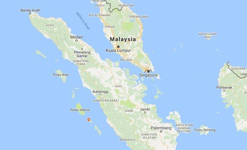 gempa 5 3 sr guncang kepulauan mentawai https malangtoday net wp