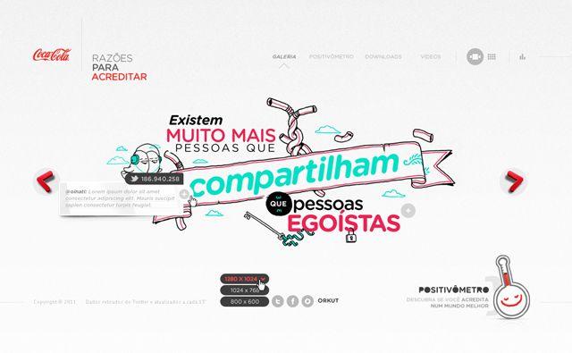 Coca-Cola Razões Para Acreditar - Caio Rogério