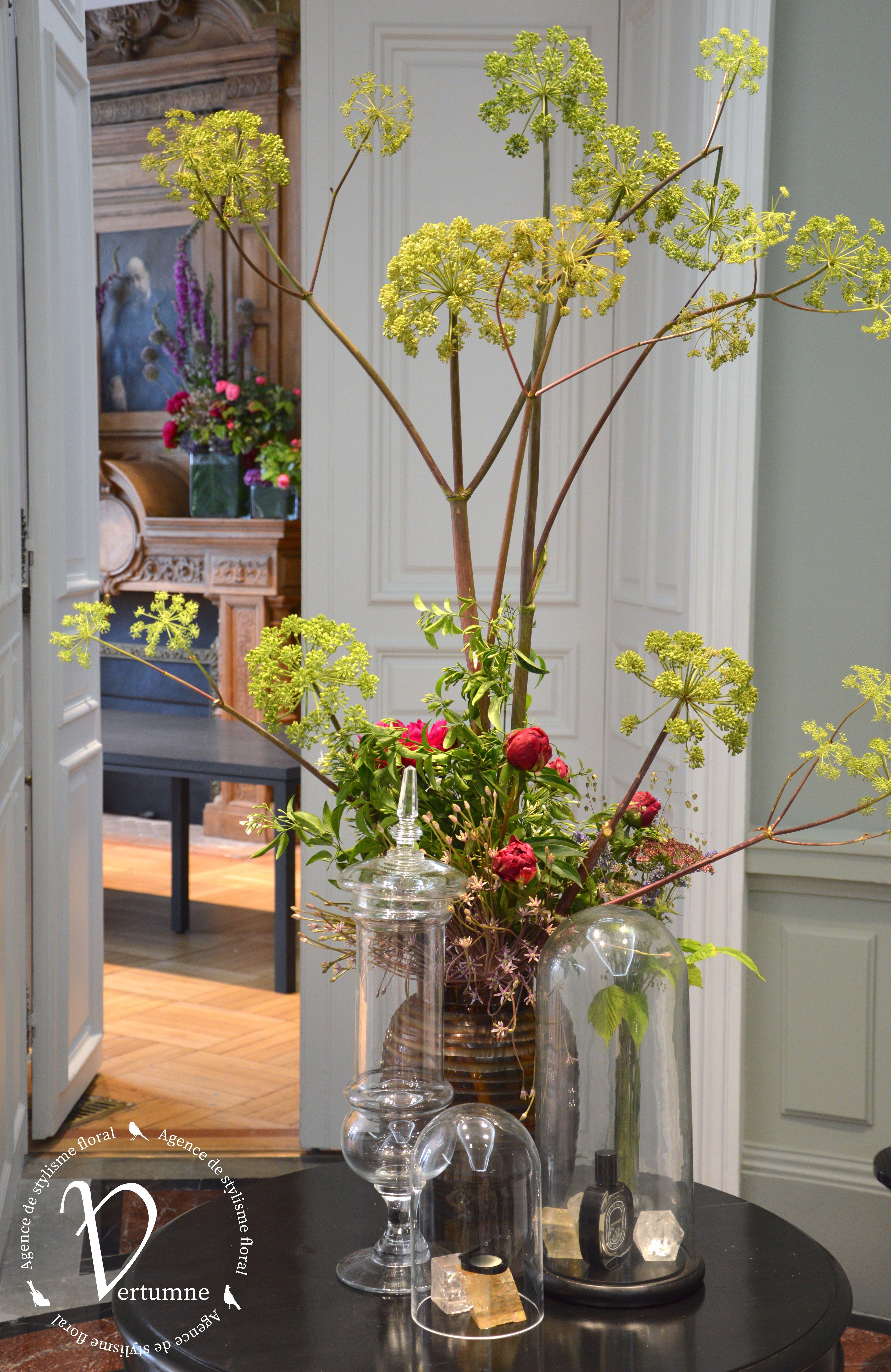 Soirée d'Inauguration des nouveaux bureaux Diptyque #floraldesign #ateliervertumne #vertumne #designfloral #stylismefloral #decorfloral #decoration #flower #fleuriste #clarisseberaud #fleursparis