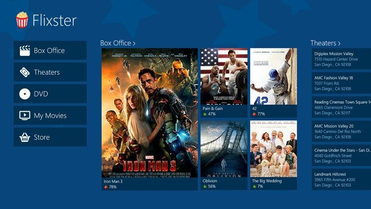 Flixster screen - for surface pro 3 | janette - surface pro
