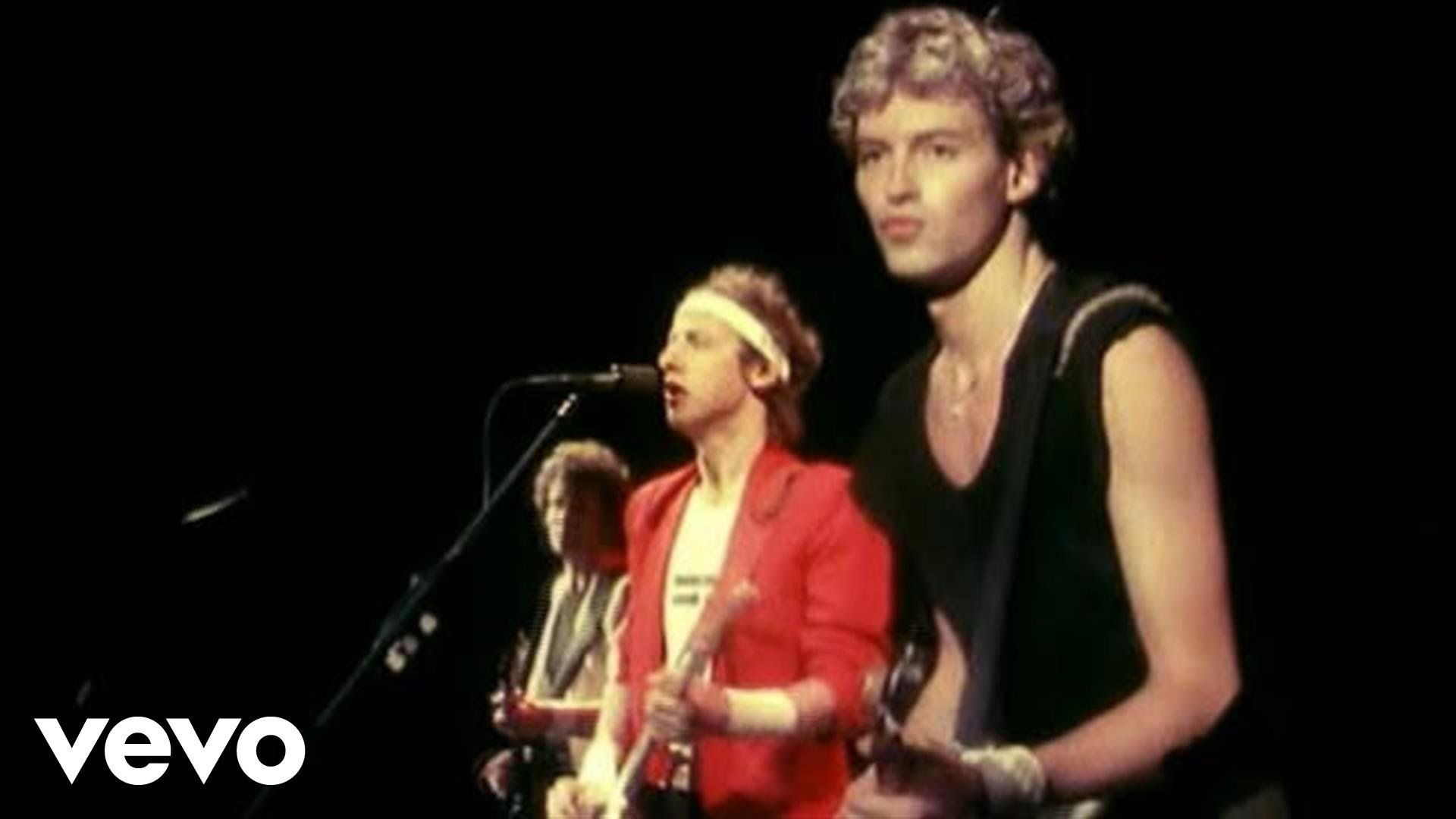 Dire Straits Sultans Of Swing Alchemy Live Rock N Roll
