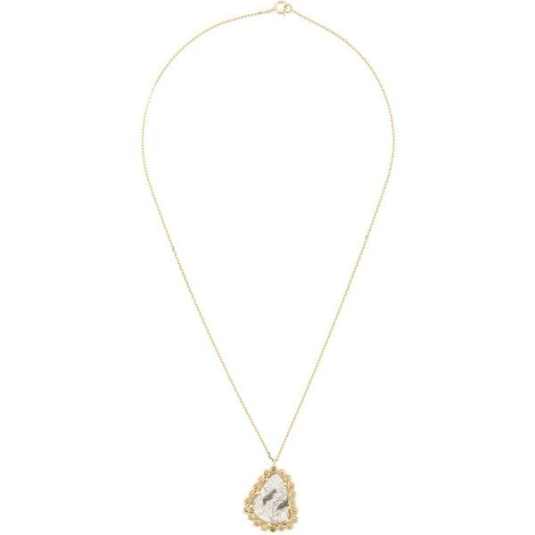 Kristin Hanson Kokeshi Dollcharm necklace - Black KHdUWuWn