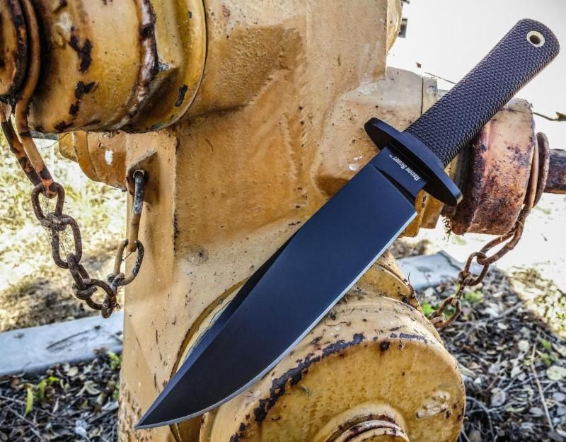 NEW Cold Steel Recon Scout in O-1 Steel 39LRST