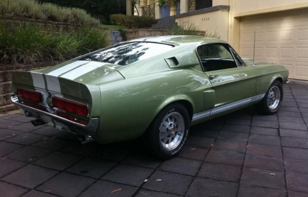 1967 green mustang fastback for sale mustang fastback bullitt clone 1967 shelby mustang. Black Bedroom Furniture Sets. Home Design Ideas