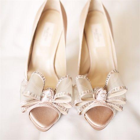 3e1c47d58bc Blush-colored Shoes
