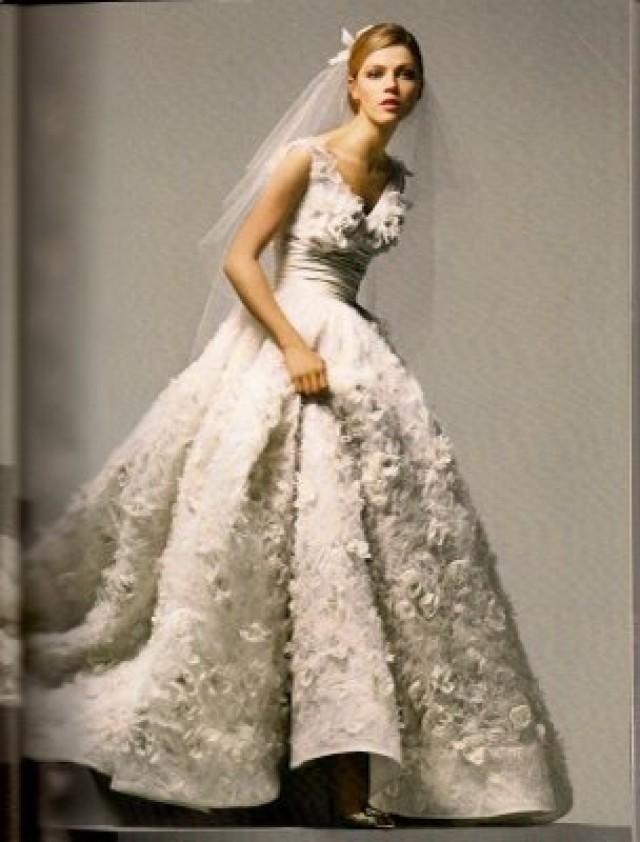 oscar de la renta wedding dresses | Wedding Dress Inspiration Lace ...