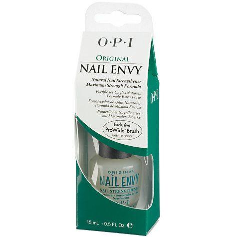 Opi Original Nail Envy Strengthener 15ml Online At Johnlewis Really Works