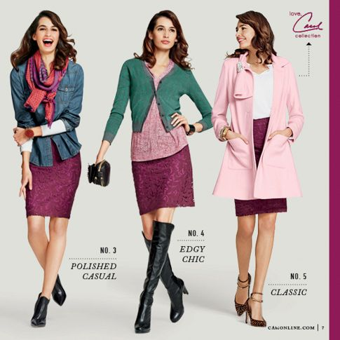 Cabi Clothes Fall 2014 CAbi Spring Styles