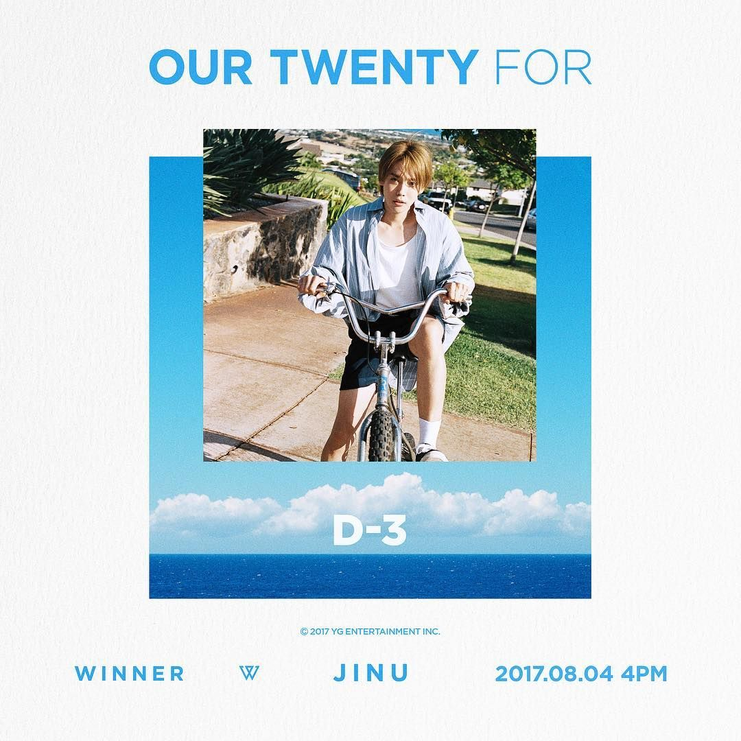 Imagini pentru jinwoo winner love me love me teaser