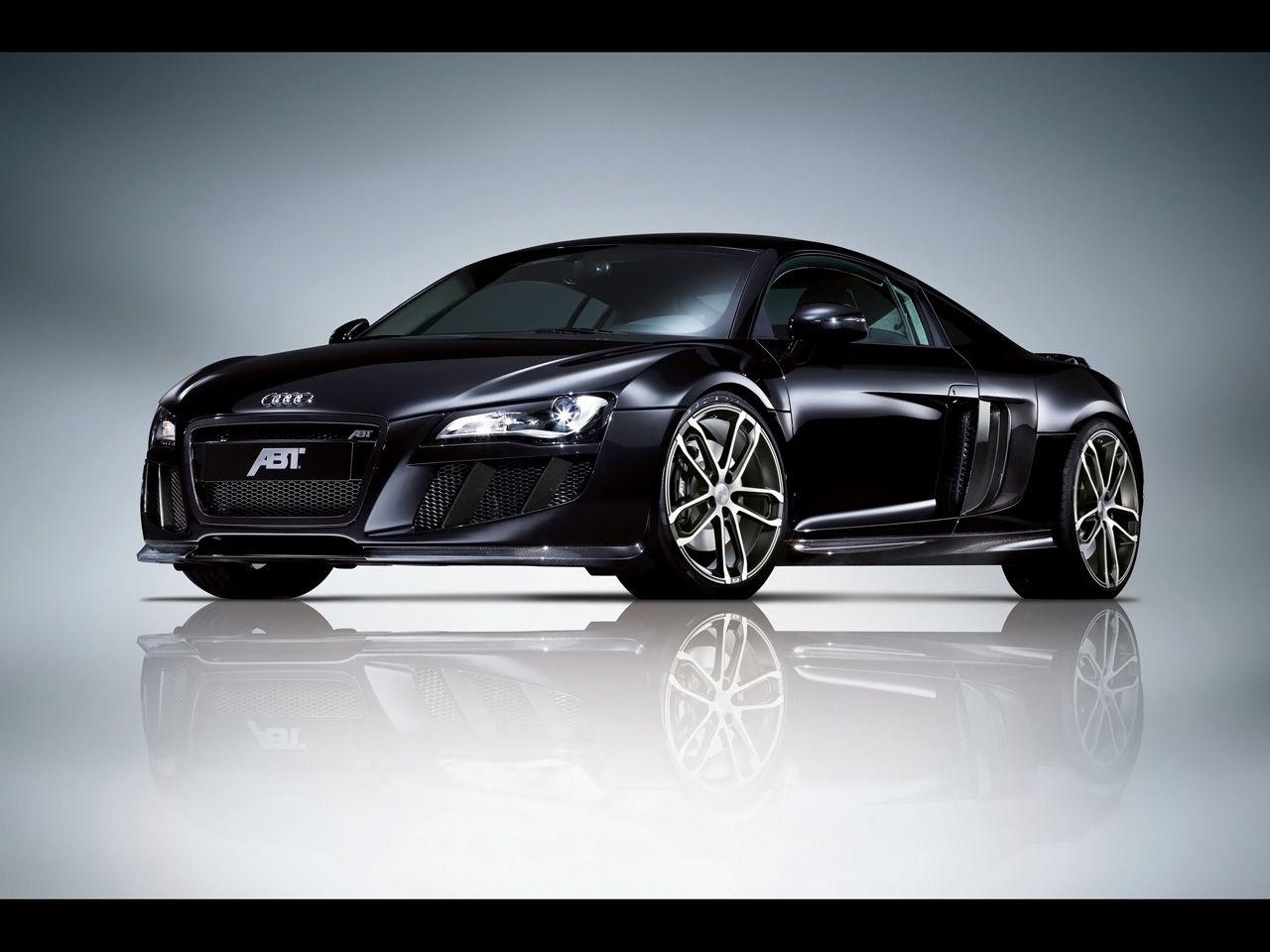 Genial Vehicle · 2010 Abt Audi R8 V10