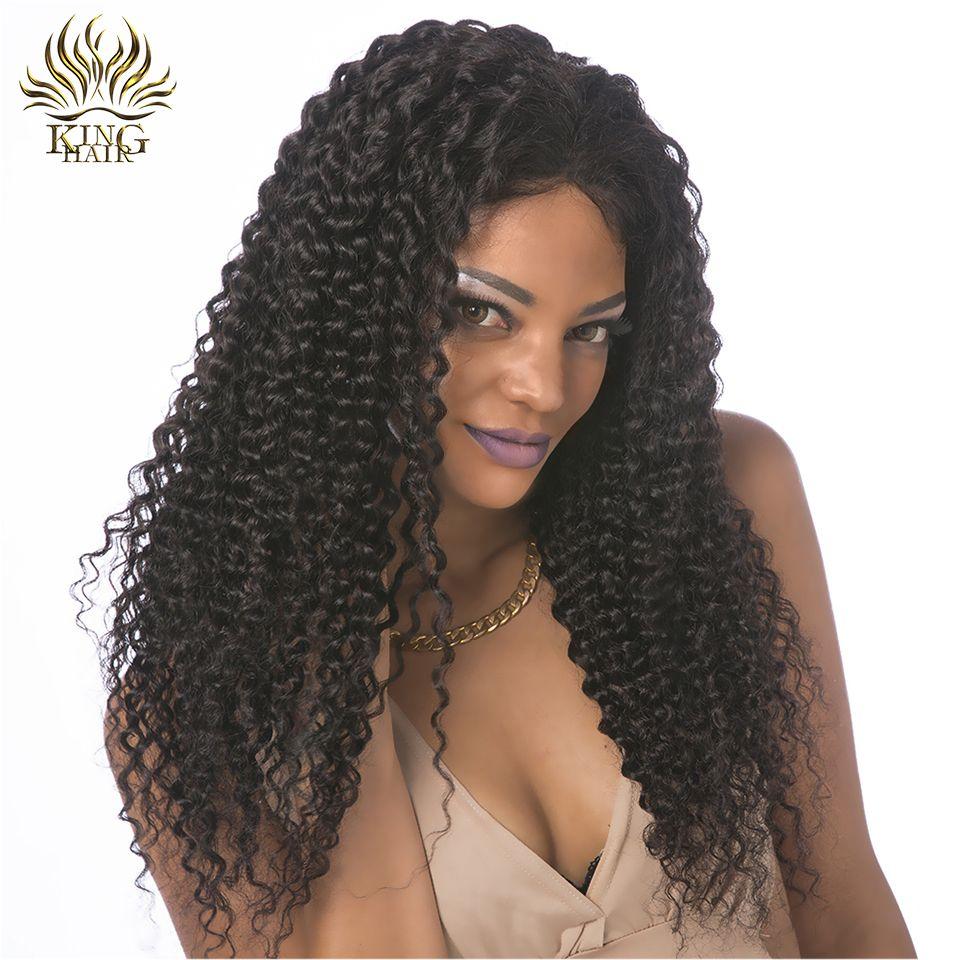 King Hair Brazilian Kinky Curly Hair Weave Bundles 100 Remy Human
