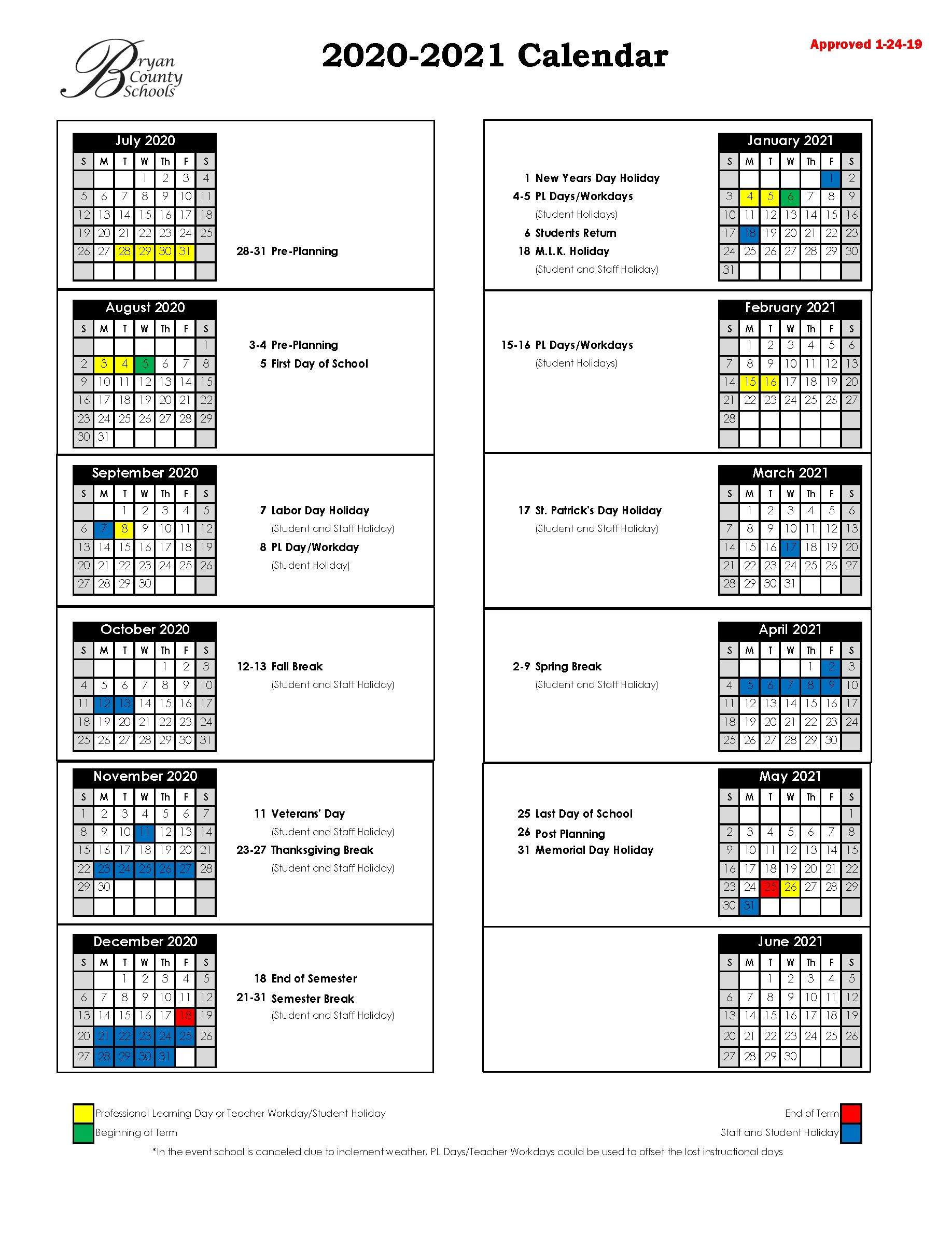 Richland 2 Calendar 2021 Richland 2 Printable Calendar | Printable calendar, Printable