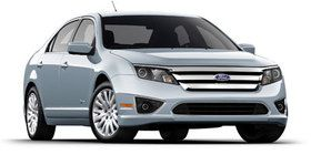 The 2012 Ford Fusion Hybrid S Impressive Performance High Tech
