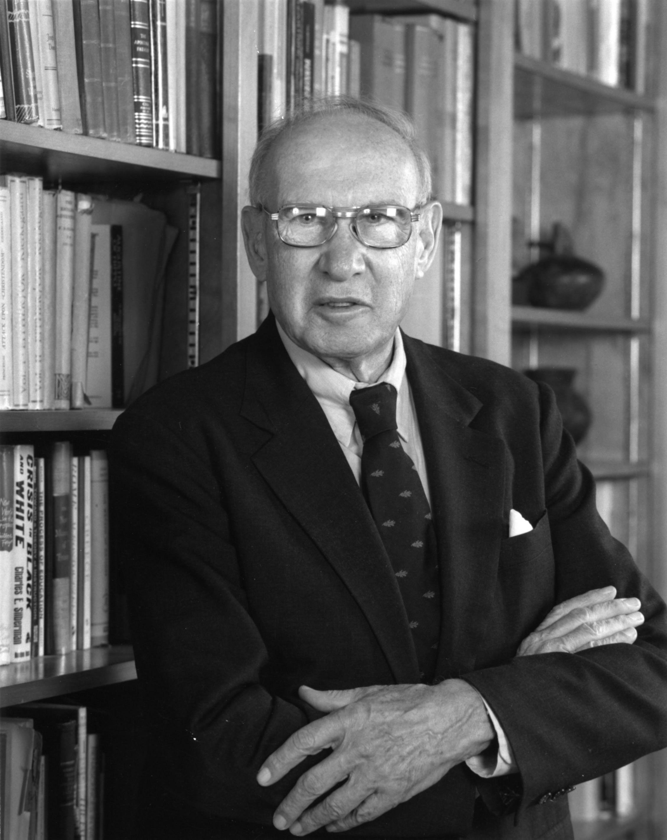 Peter F. Drucker – Managing Oneself (Harvard HBR)