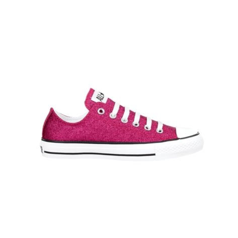f10750d672840a Converse All Star Lo Sparkle Athletic Shoe - Pink (On Sale   39.99   Normally  54.99   Journeys)
