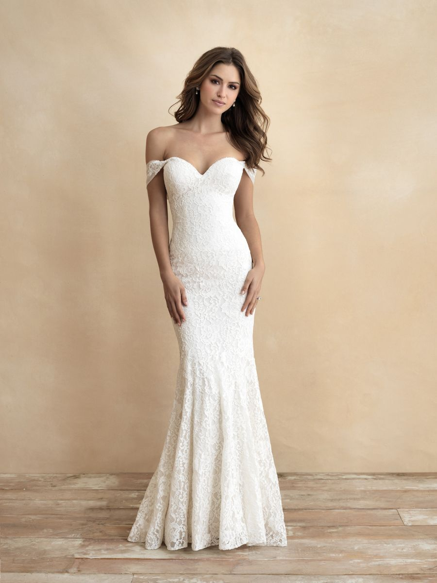 Style 3302 Allure Bridals Allure Bridal Allure Bridal Gowns