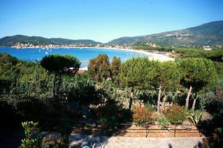 Camping del Mare a Marina di Campo, Isola d'Elba Isola d
