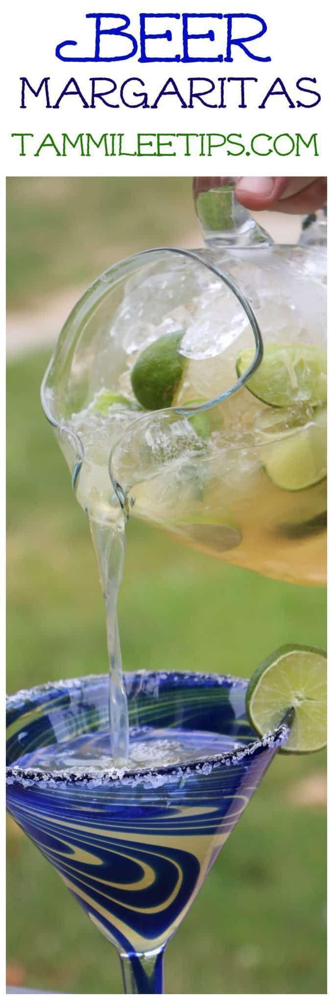 Beer Margaritas, auch Beerita oder Beergarita genannt, sind nicht nur für den Sommer gedacht! Pro... #frozenmargaritarecipes Beer Margaritas, auch Beerita oder Beergarita genannt, sind nicht nur für den Sommer gedacht! Pro... #frozenmargaritarecipes
