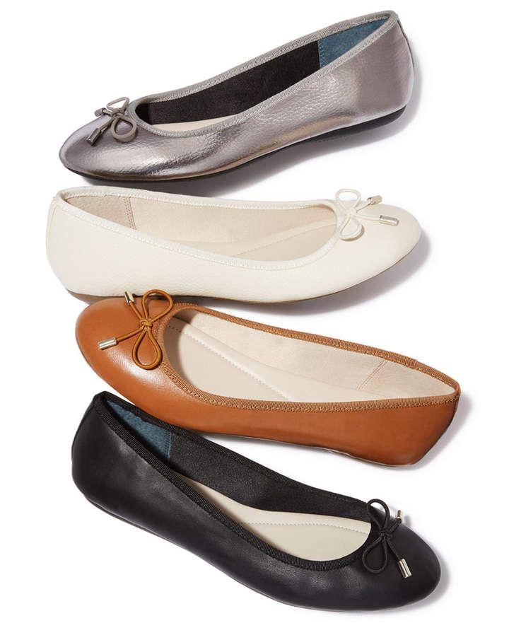 35344bc54 Alfani Women's Step 'N Flex Aleaa Ballet Flats, Created for Macy's Women's  Shoes