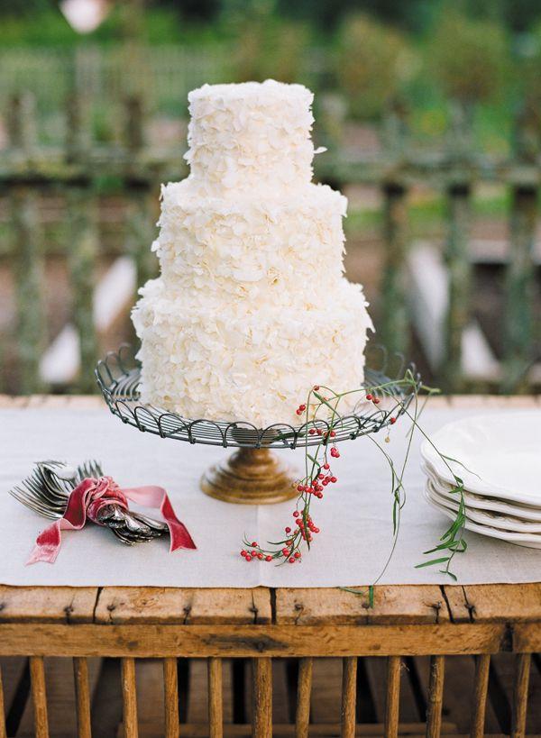 V6 Fine Feathered Fete Textured Wedding Cakeswedding