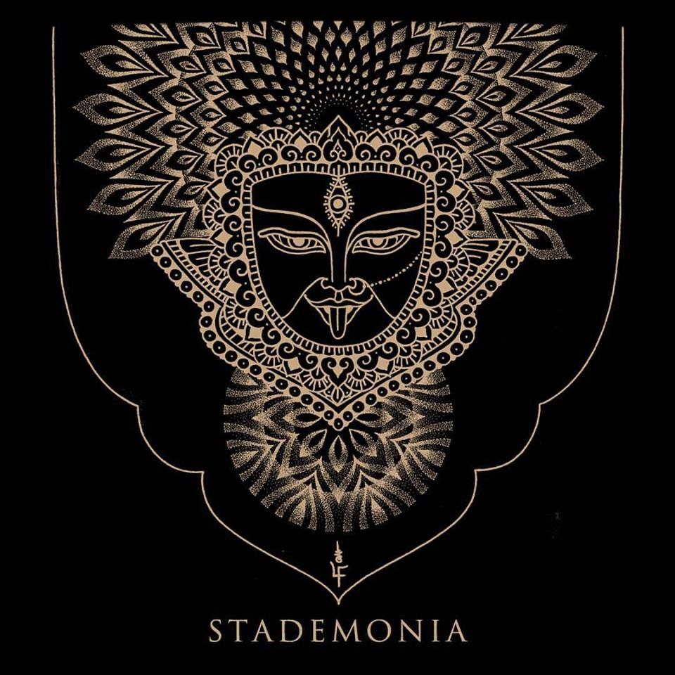 +++¡¡Pronto nuevas CAMISETAS STA.DEMONIA de @lluisftattoo!!++Soon new STA.DEMONIA T-SHIRTS by LLUÍS FIGUERAS!!+++ www.stademonia.com #StaDemoniaTattoo #Tattoo #Barcelona #Lluís #Dotwork #Dots #Puntillismo #Kali #T-shirt