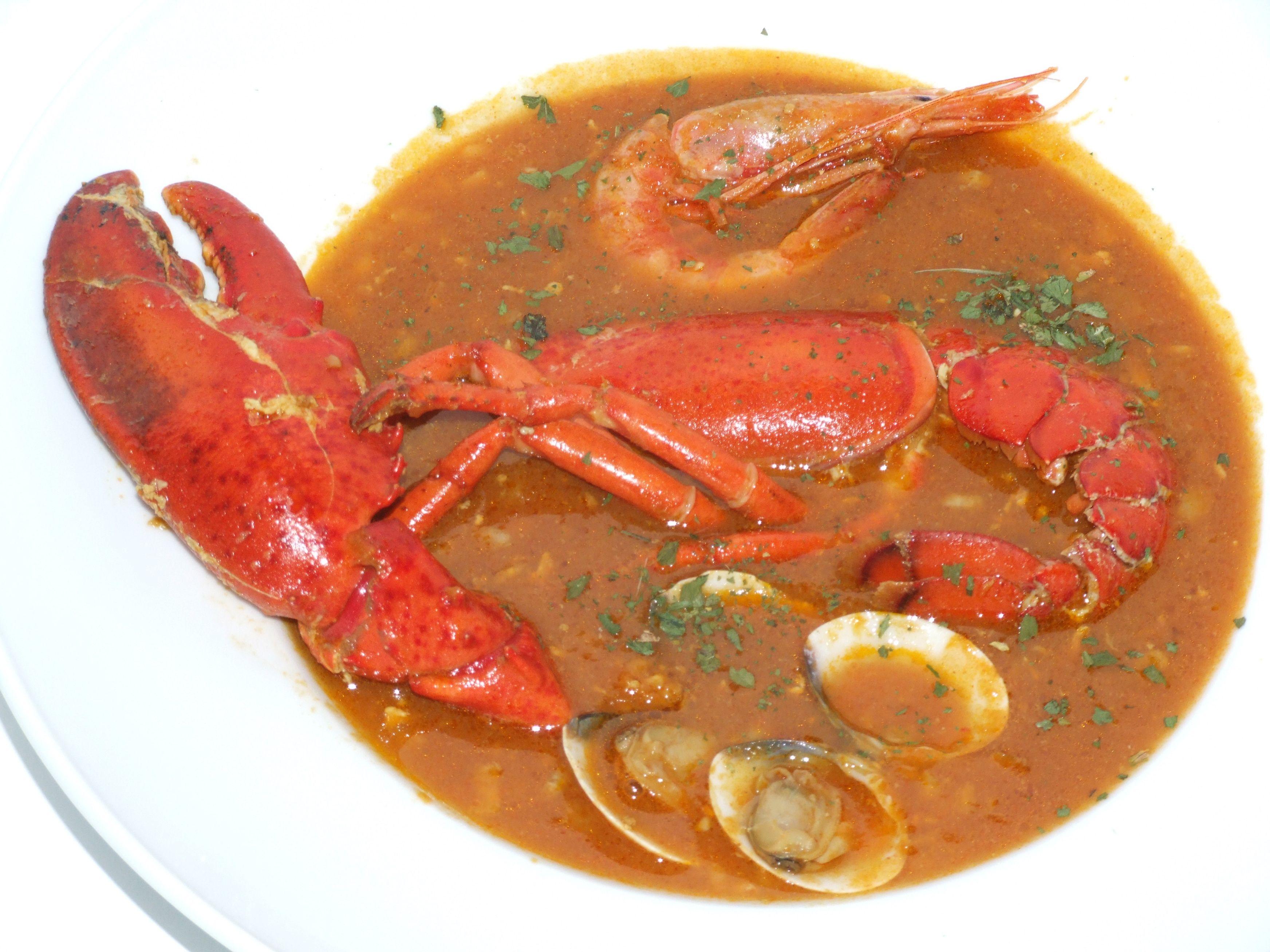 Sopa de marisco sopas pinterest comida comida casera y comida a domicilio - Cocina casera a domicilio ...