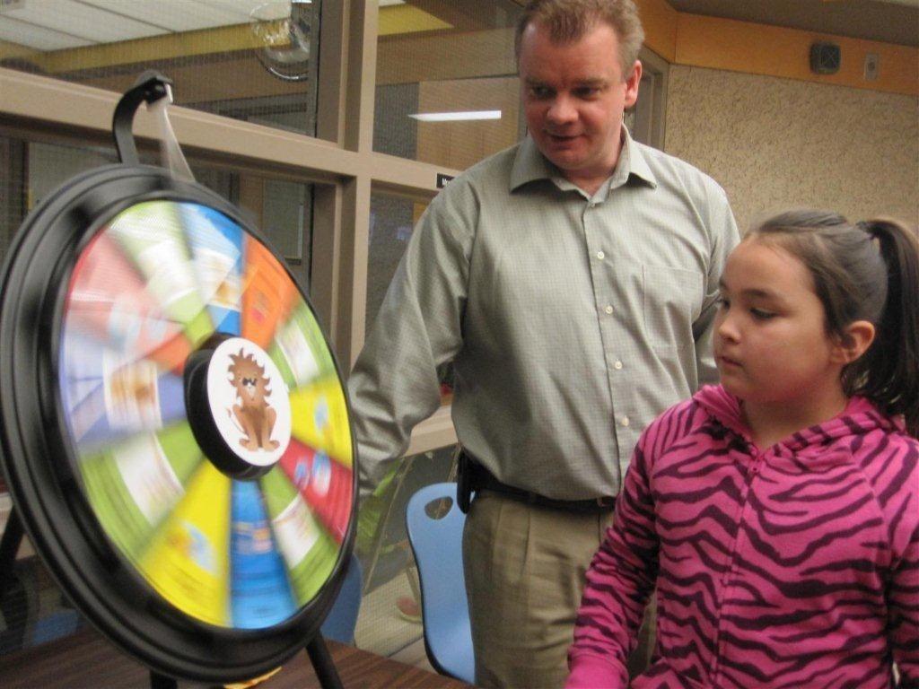 Sun Valley's New Prize Wheel Prize wheel, Sun valley, Prizes