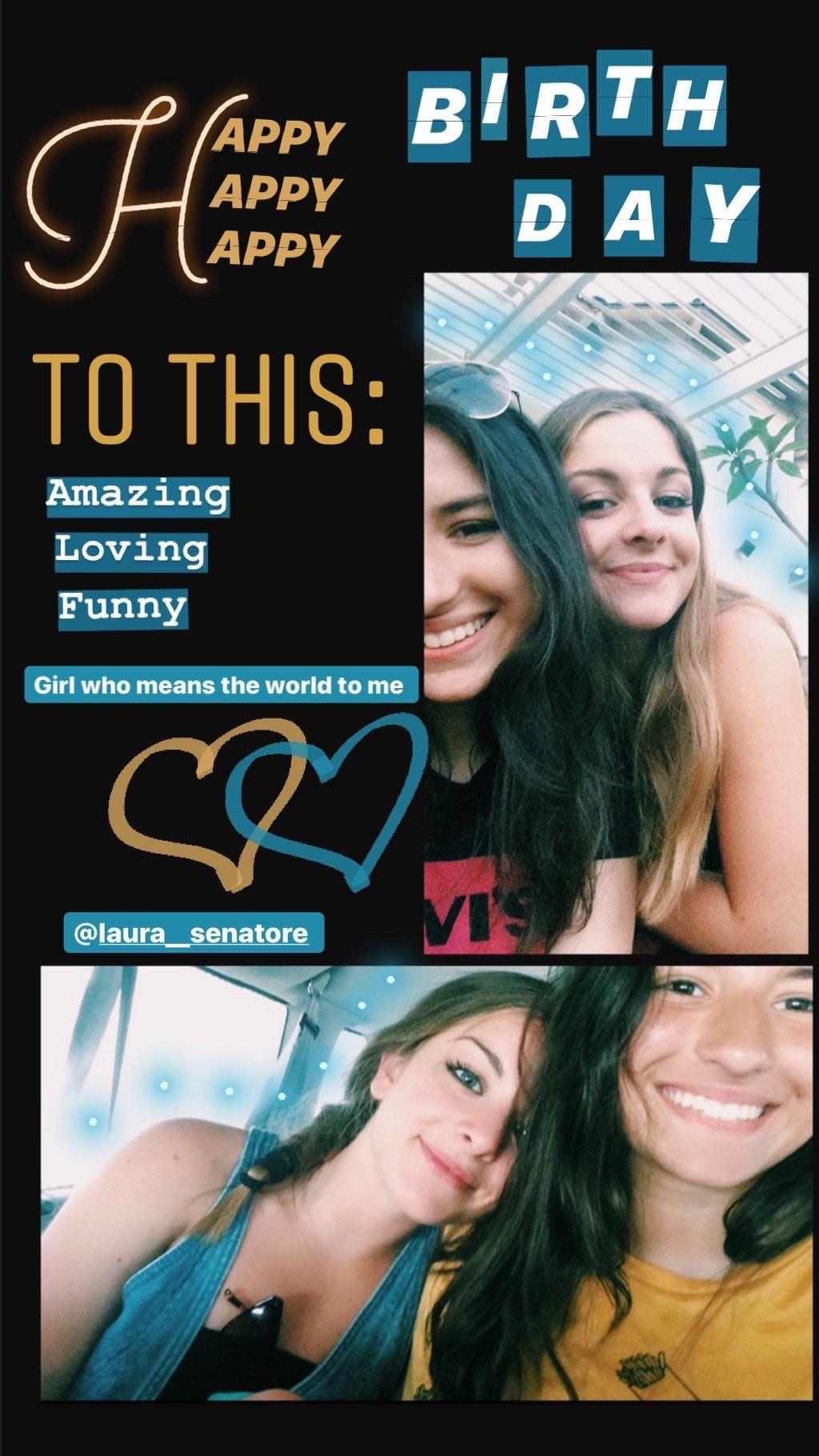 Livia Bortot Birthday Post Instagram Instagram Story Ideas Selfie Ideas Instagram How to wish birthday on instagram story. pinterest