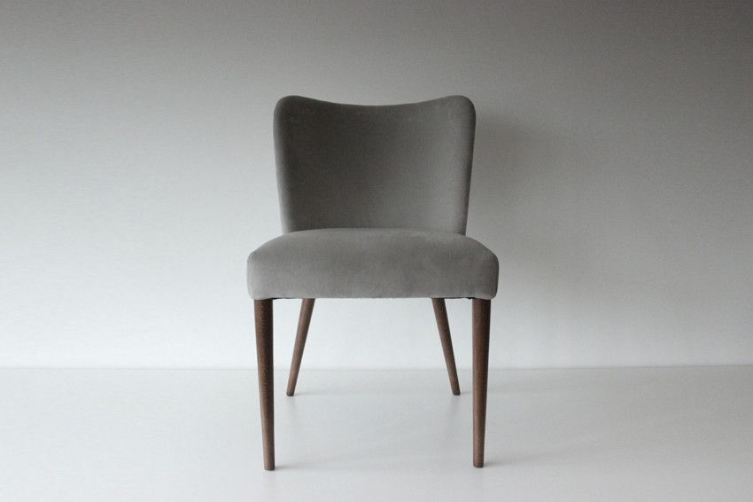dining chair | upholstered chair | lada chair by alexandrapires