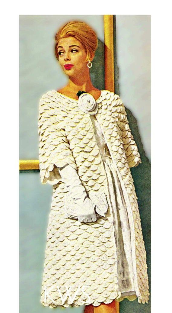 Crochet Pattern, Crochet Coat Pattern, Crochet PDF Pattern, Crochet ...