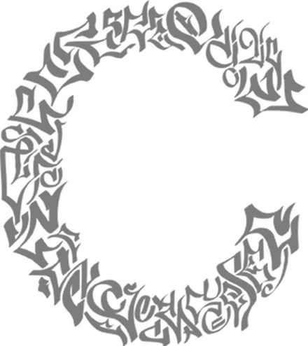Alphabet Styles Lettering Funky Graffiti Alphabet Letters