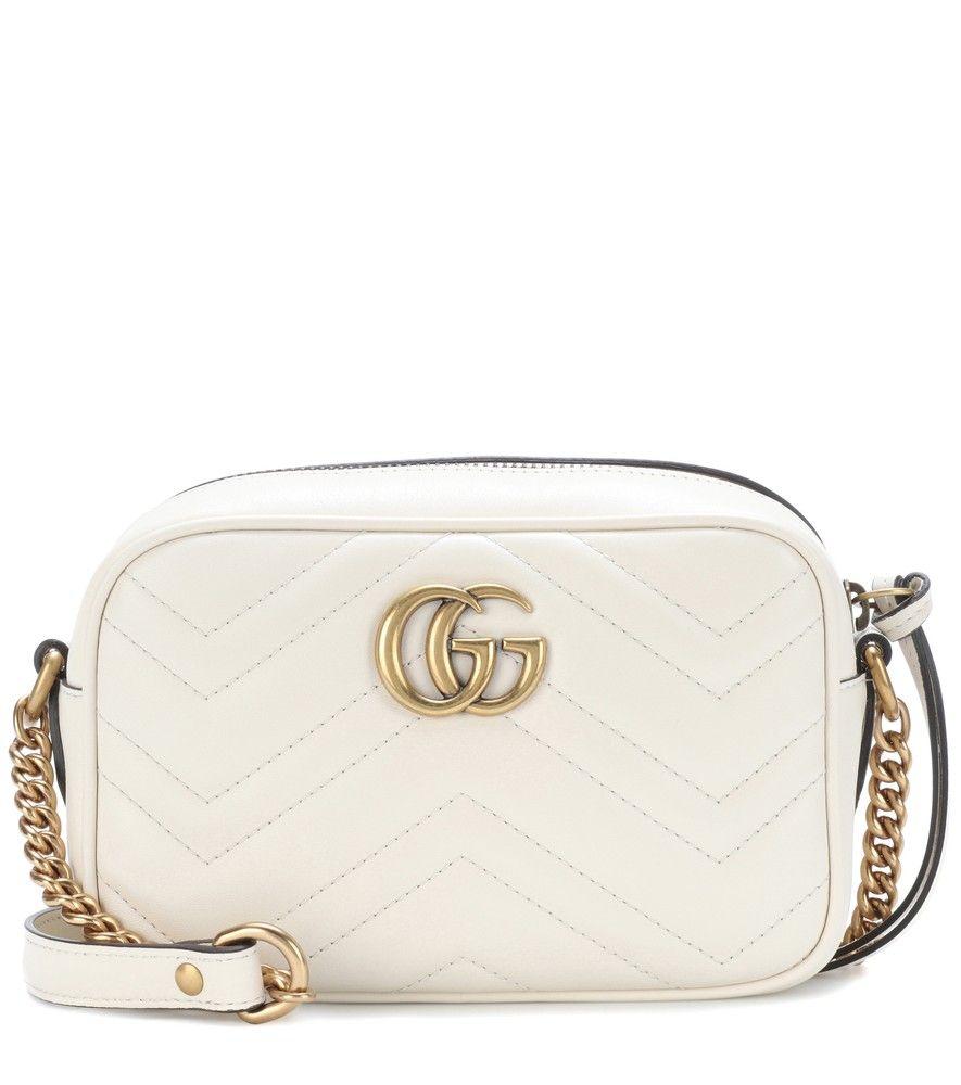Gucci - Borsa GG Marmont Mini in pelle matelassé - Impossibile non  innamorarsi della GG Marmont b5ebeaf15c8
