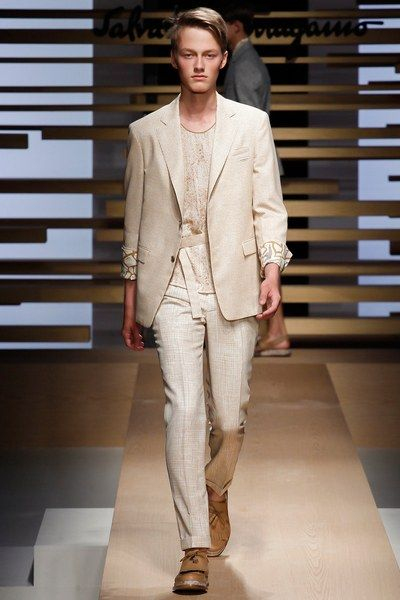 Salvatore Ferragamo Spring 2015 Menswear Collection Photos - Vogue