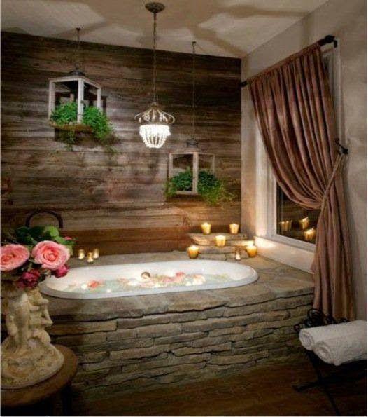 vasche da bagno in muratura - Cerca con Google | Interni | Pinterest ...