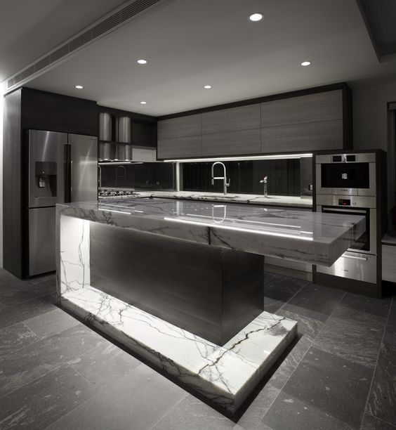 surprising ultra modern kitchen designs | Pin by Gary Evetts on House Design | Cuisine moderne ...