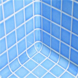 stylish design blue color mosaic swimming pool tile on made in chinacom. Interior Design Ideas. Home Design Ideas