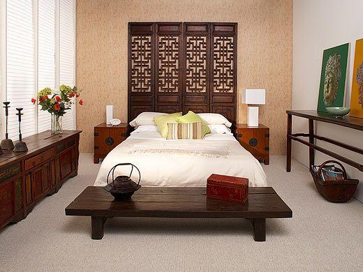 Asian Bedroom Design Ideas Shoji Headboard Asian Inspired Bedroom Asian Home Decor