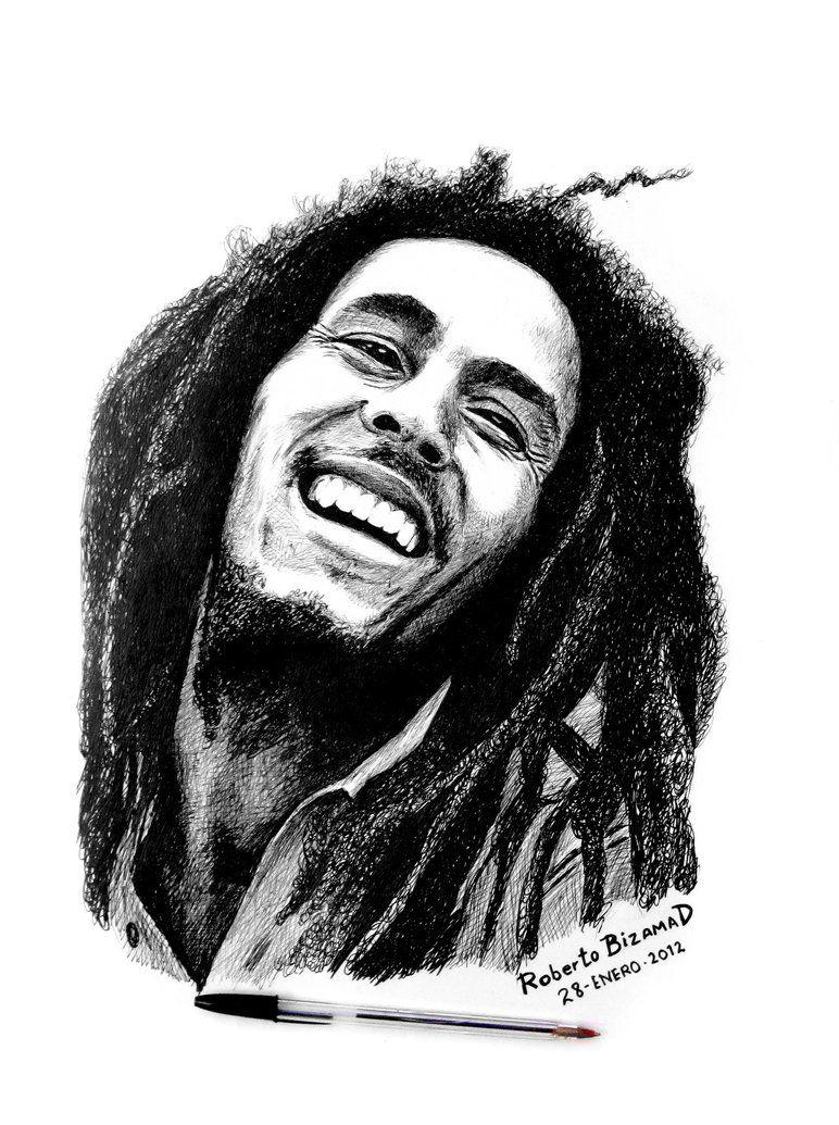 30 frames in memory of Bob Marley