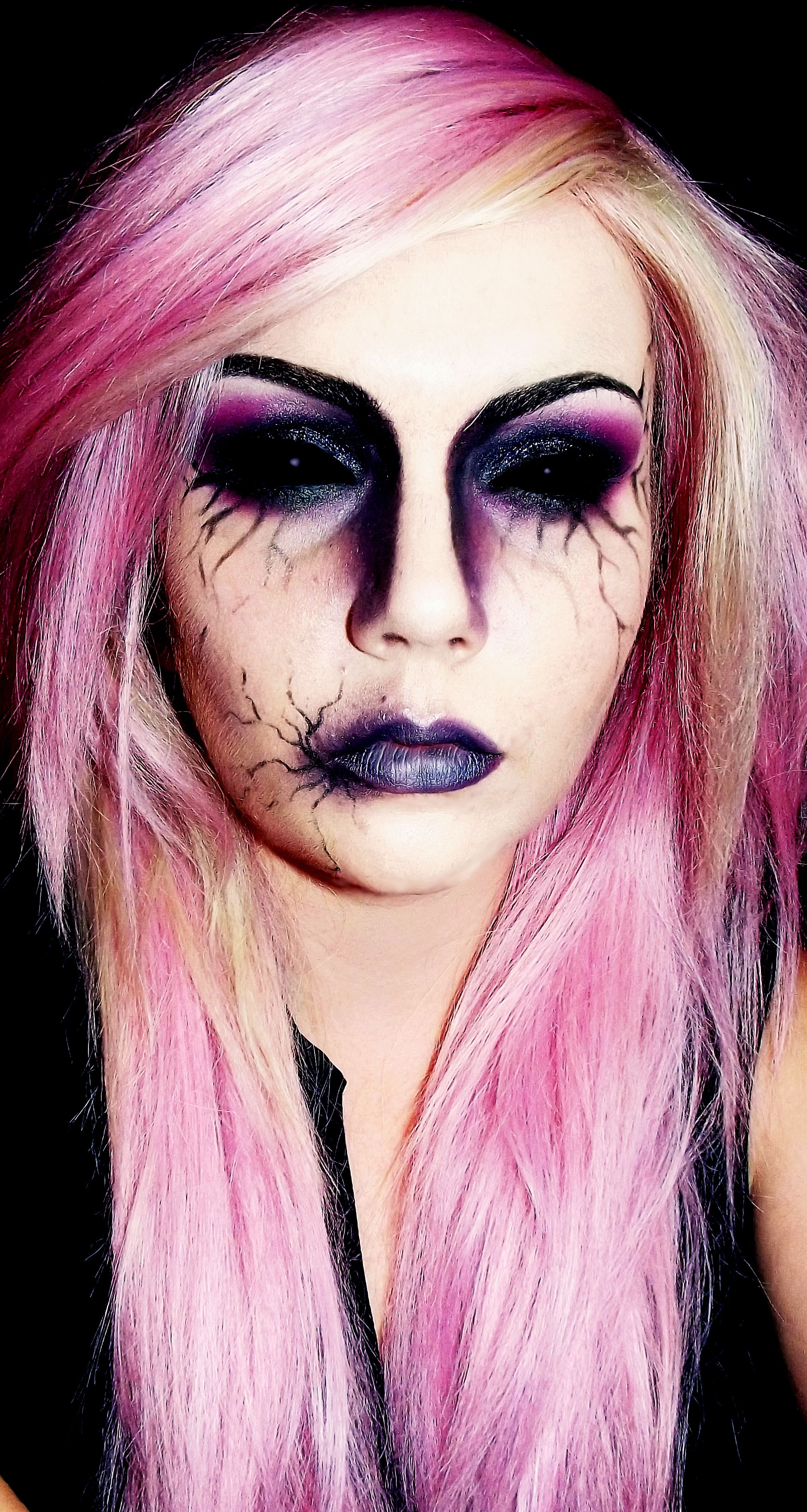 100+ [ How To Keep White Halloween Makeup From Cracking ] | Most ...