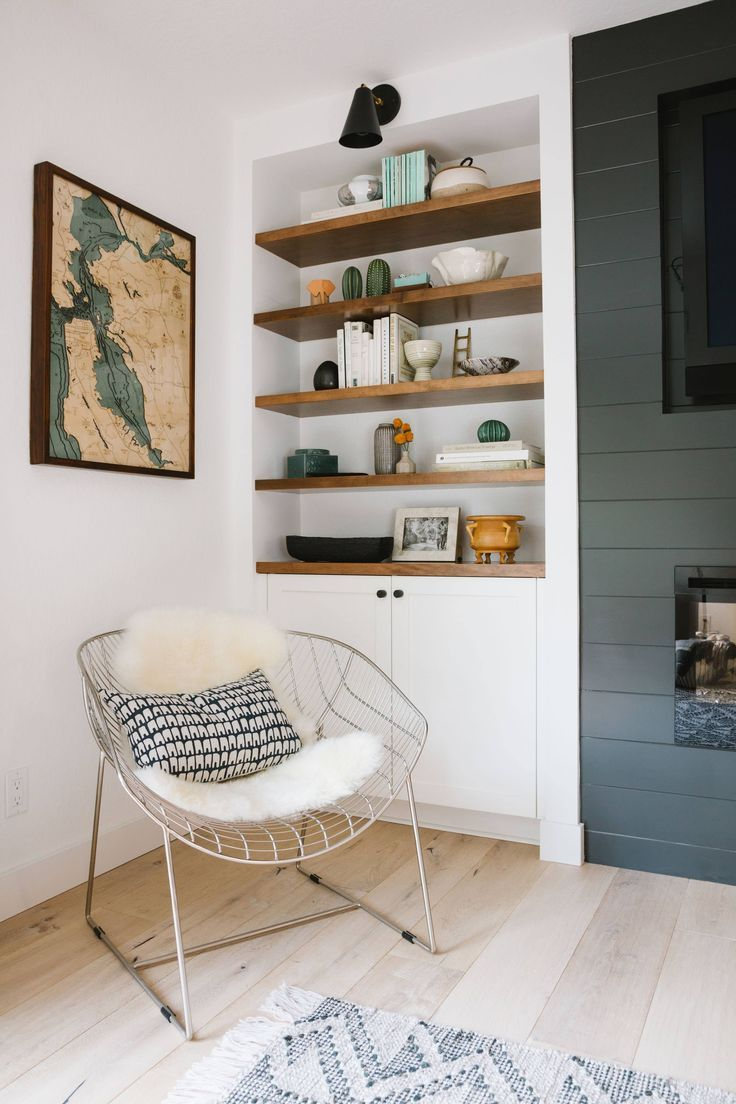 house tour: a mid-century modern inspired home + get the look