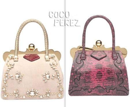 Miu Launching New Bag Collection At Fashion Week Cocoperez