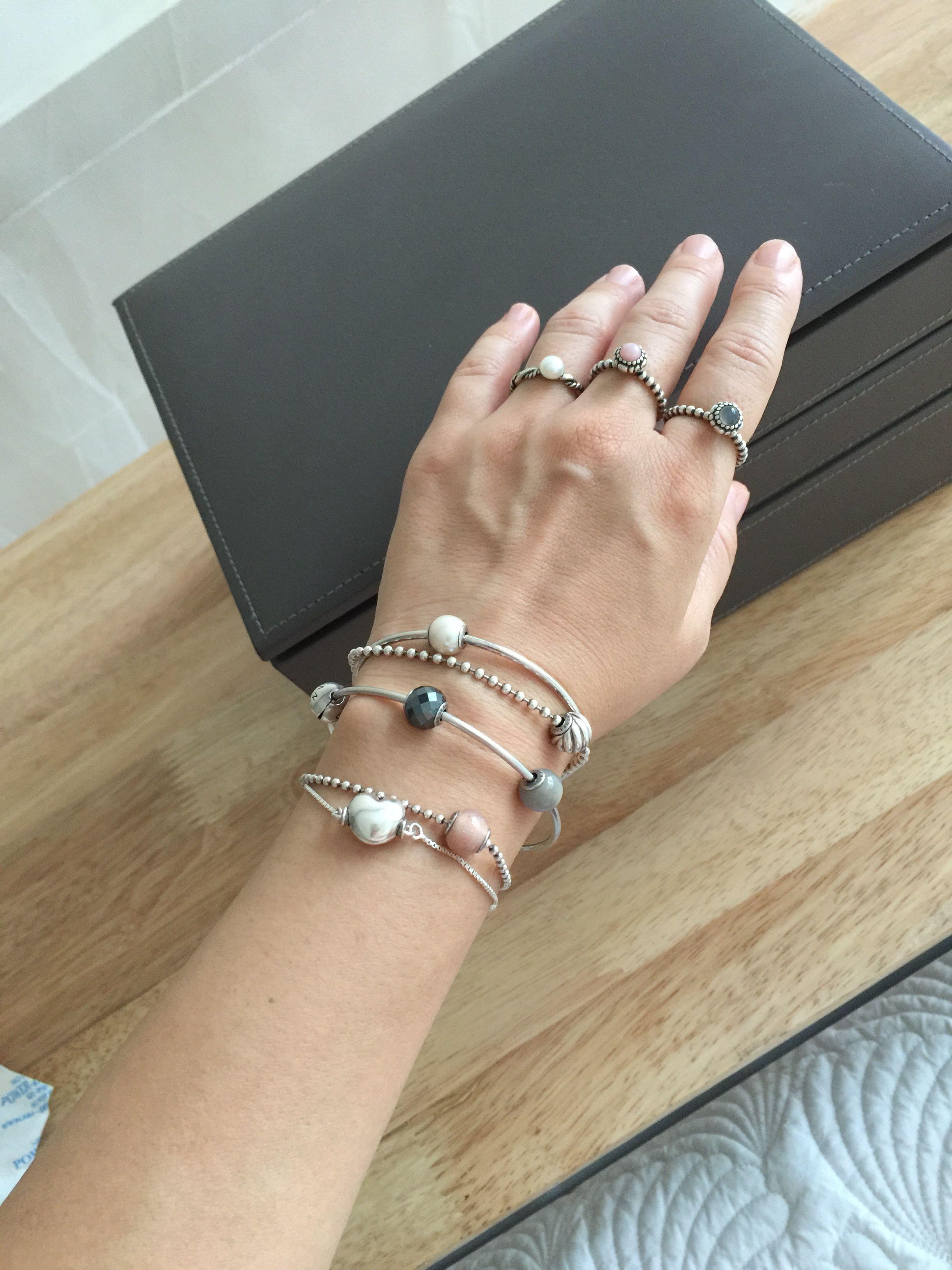 522d47b13 Pandora ESSENCE Silver Bangle 596006 | jewellery | Pandora essence,  Jewelry, Pandora
