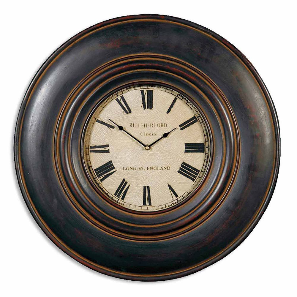 Uttermost Adonis Wall Clock Products Pinterest Wall Clocks